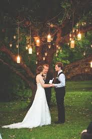 outside wedding lighting ideas. outdoor wedding ideas that are easy to love outside lighting o