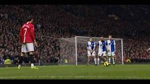 Image result for soccer free kick