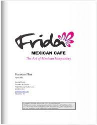 Restaurant Business Plan Sample Restaurant Business Plan Examples View Free Samples