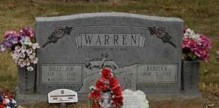 WARREN, REBECCA PRISCILLA - Lawrence County, Arkansas   REBECCA PRISCILLA  WARREN - Arkansas Gravestone Photos