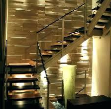 stair lighting fixtures. Basement Stair Lighting Stairway Fixtures Led Stairwell Ideas