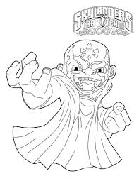 Skylanders Pictures To Color Coloring Pages Free 11861186