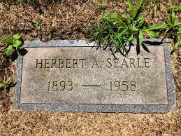 Herbert Avery Searle (1893-1958) - Find A Grave Memorial