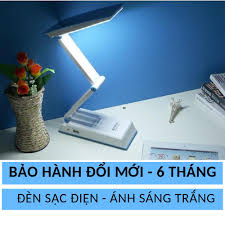 Đèn bàn học sạc tích điện chống cận ❤bảo hành 6 tháng❤ đèn led dự phòng đọc  sách chống cận cho trẻ em học km6653/6668 - Sắp xếp theo liên quan sản