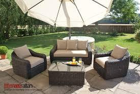 rattan sofa garden furniture uk