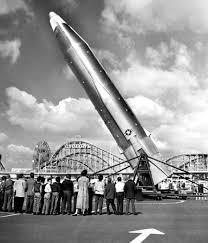 「1959  intercontinental ballistic missile, ICBM)」の画像検索結果
