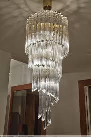43 most marvelous agreeable cascading chandelier prism shell glass modern full size crystal mini champagne sputnik