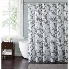 white and black style 212 shower curtains sc1901bk 6200 64 1000 for curtain