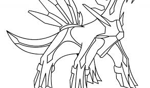 Small Picture Pokemon Dialga Coloring Pages Free Coloring Pages For Kids