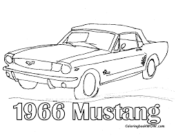 1056x816 old ford mustang coloring sheets ford racing mustangs coloring