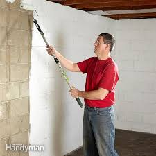 To Finish How To Finish A Basement Wall The Family Handyman