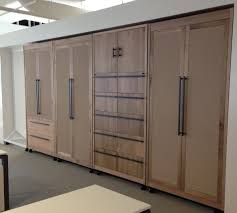Cabinet office partitions portable room dividers nyc storage wall ...