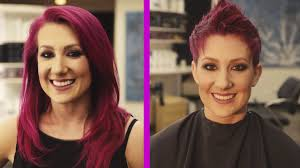 Hair Style Before And After short pixie cut long hair to short hair before and after youtube 6894 by wearticles.com