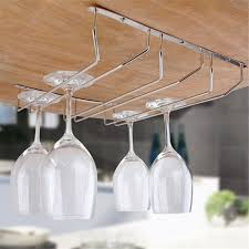 Wine Glass Hangers Under Cabinet Online Get Cheap Wine Glasses Rack Aliexpresscom Alibaba Group