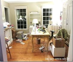 image titled decorate small. Decorating Your Home Office How To Decorate The Image Titled On A Small