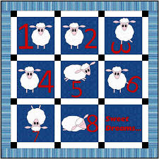 Sheep Quilt Pattern CLS-109 & Counting Sheep Quilt Pattern CLS-109 Adamdwight.com