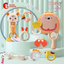 5 đồ chơi cho trẻ sơ sinh, trẻ 1 tháng tuổi tốt nhất 2021