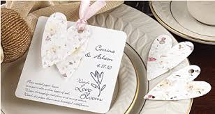 shaped flower seed favors (50 ct) wedding favors Seed Cards Wedding Favors heart shaped flower seed favors (50 ct) wedding favors plantable seed cards wedding favors