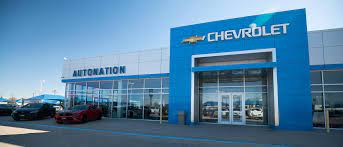 Hours And Directions To Autonation Chevrolet Amarillo