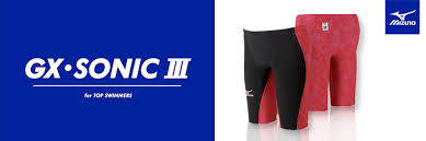 Mizuno Gx Sonic 3 Size Chart Mizuno Enters U S Performance Swim Market