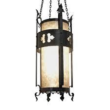 crenshaw wrought iron lantern pendant 4259 pec