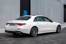 Les voyants de kolesa ont imaginé le luxobarge de daimler sans le déguisement. 2021 Mercedes Benz S Class Sedan Review Trims Specs Price New Interior Features Exterior Design And Specifications Carbuzz