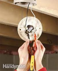 how to replace a pull chain light fixture family handyman replace pull chain light fixture at Pull Chain Light Wiring Diagram