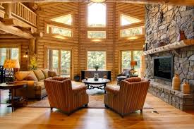 Log House Plans Is Creative Inspiration For Us Get More Photo Open Log Home Floor Plans