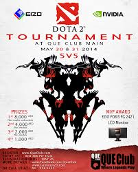 dota 2 tournament 30 31 05 2014 que club
