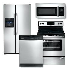 stainless steel kitchen appliances appliance package sears