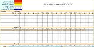 Blank Employee Schedule Weekly Template Shift Restaurant Lytte Co
