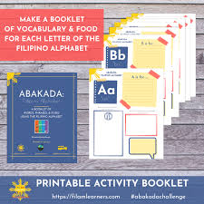 Abakada Chart Printable Fil Am Teacher Mommy Author At Fil Am Learners