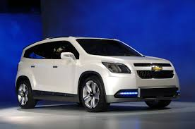 Detroit 2009: Chevrolet Orlando Concept Photo Gallery - Autoblog