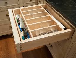 Kitchen Drawer Organizing Kitchen Cabinet Drawer Inserts