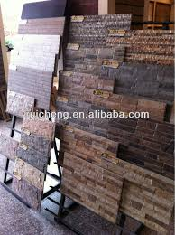 Small Picture 300600mm 3d Inkjet Stone Exterior Wall Cladding Tiles Design For