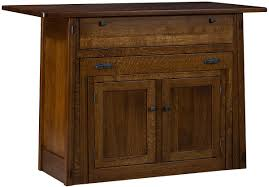 Amish Kitchen Furniture Rosales Kitchen Island Pull Out Table Countryside Amish Furniture