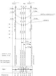 Отчёт по практике ПЗ doc 3 1 Переход через ВЛ 500 кВ Для расчета перехода через ВЛ 500 кВ использовал комплекс программ ЛЭП 2010 которая выводит рассчитанные габариты и размеры в