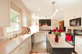 Remodeling Galley Kitchen Kitchen Classic Galley Kitchen Design Furnished By Floating