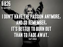 Kurt Cobain Quotes Cool Kurt Cobain Quotes WeNeedFun