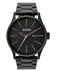 new nixon men 039 s the sentry ss watch mens wristwatch silver new nixon men 039 s the sentry ss
