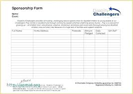 Printable Donation Form Template Sample Printable Donation Form Template Receipt Donation