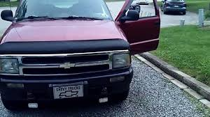 1997 Chevy Blazer Sealed Beam to Composite Headlight and Grill ...