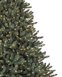 Blue Spruce Christmas Tree  Balsam HillBlue Spruce Pre Lit Christmas Tree