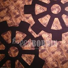 Steampunk : Happy Bobbin, applique, quilting and stitchery patterns & Steampunk Cogs Applique Pattern Adamdwight.com