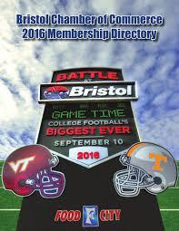 2016 Bristol Chamber Membership Directory By Sarah0116 Issuu