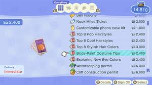 Guide to shampoodle | acnl | pinterest | nice / extremely casual > loose and wavy! Hairstyle And Face Guide List Of All Character Customization Options Acnh Animal Crossing New Horizons Switch Game8