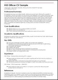 Sample Of Qualifications In Resumes Executive Core Qualifications Resume Sample Spacesheep Co