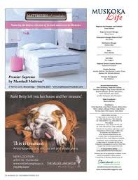 MUSKOKA LIFE FALL 2016 by GoodLife Magazine - Simcoe County - issuu