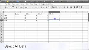 How To Make A Chart On Google Docs Making Graphs And Tables In Google Docs Computer Version