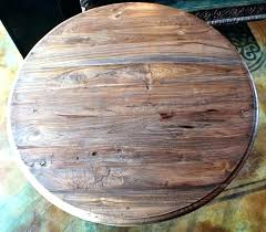 round wood table top awesome home depot tops 48 round wood edge table top